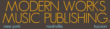 modern work publishing logo